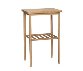 Hubsch Side table oak