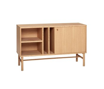 Hubsch Oak sideboard