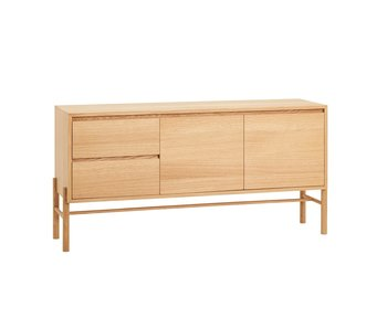 Hubsch Oak sideboard - natural