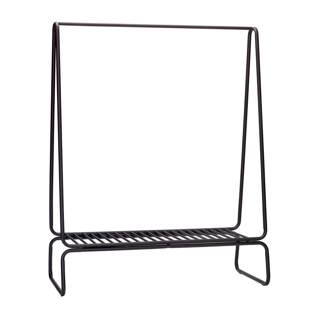 Hay Loop stand wardrobe klesstativ i svart