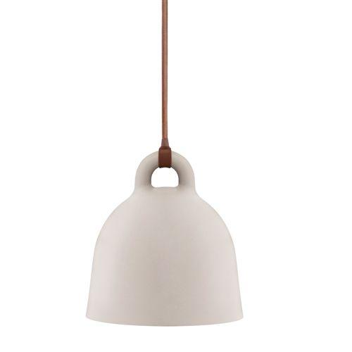 Copenhagen colgante de arena Normann Bell X lámpara Pequeño P8kn0wOX