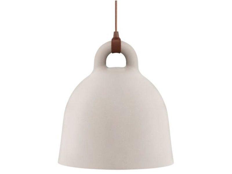 Normann Copenhagen Bell Large hanglamp zand