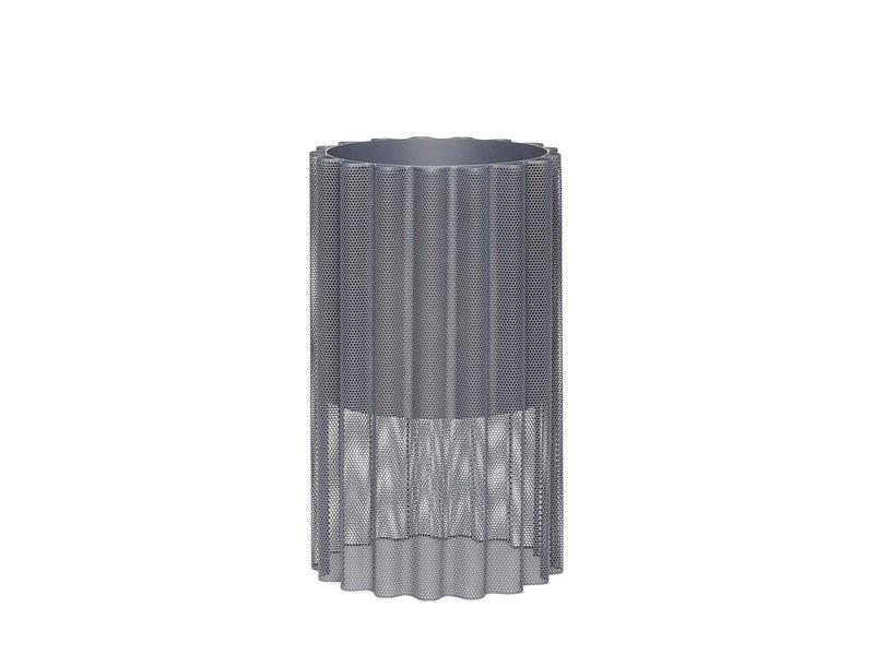 Hubsch Blomkrukametall - grå