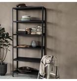 House Doctor Brug kabinet stål - sort