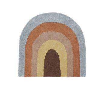 OYOY Rainbow rug