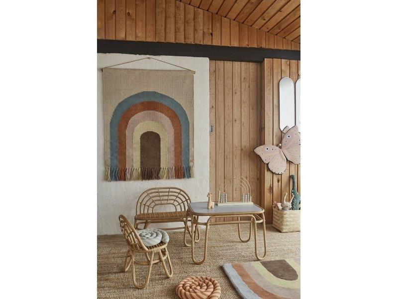OYOY Rainbow mini stol