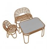 OYOY Regenboog mini tafel