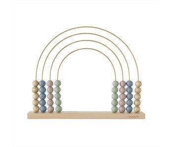 OYOY Rainbow abacus