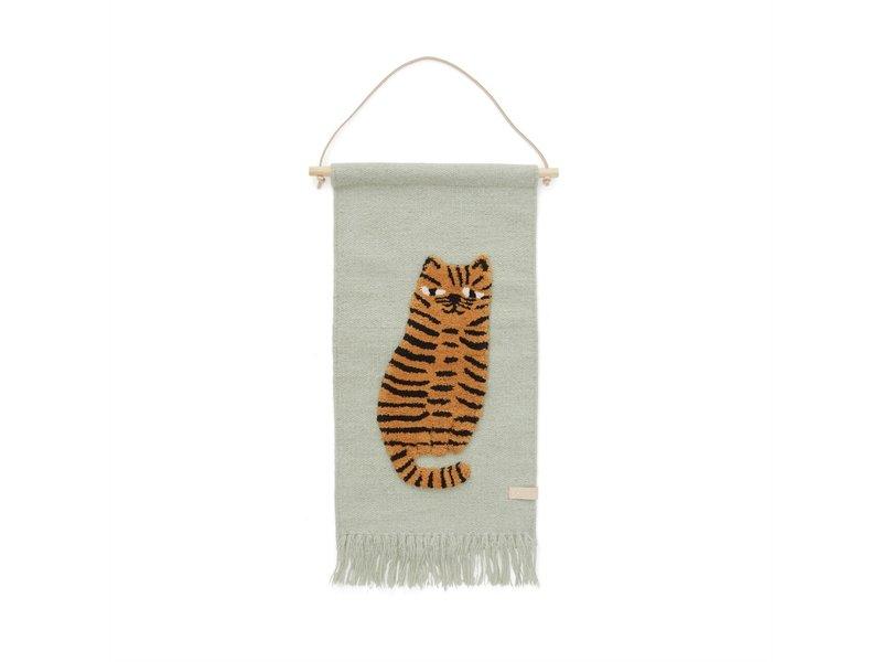 OYOY Wandhalter Tiger