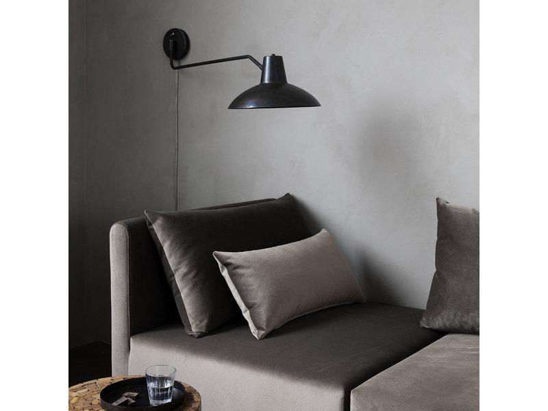 House Doctor Bordvæglampe - brun