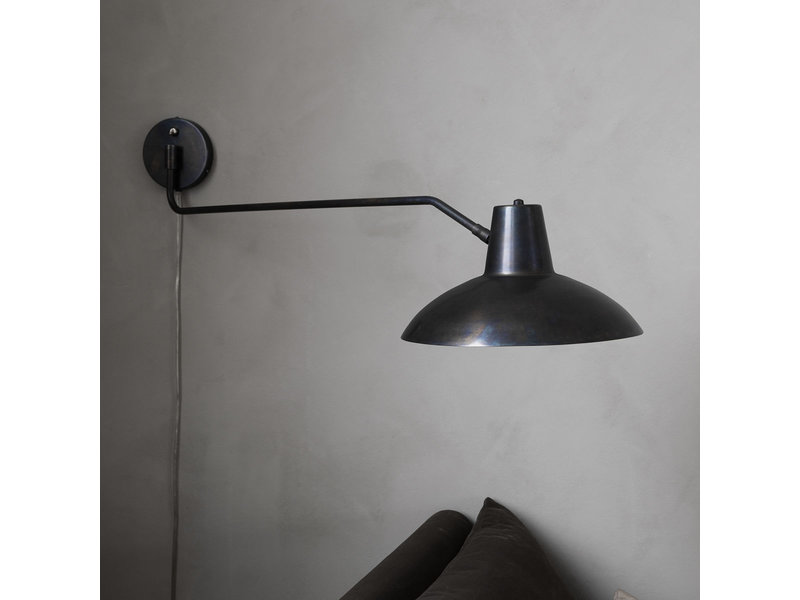 House Doctor Desk wandlamp - bruin