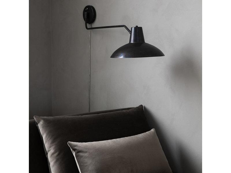 House Doctor Vägglampa för skrivbord - brun