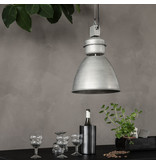 House Doctor Volumen hanglamp gunmetal  Ø35cm