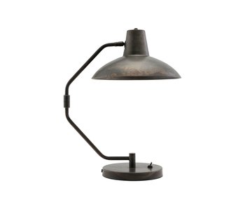 House Doctor Desk table lamp brown