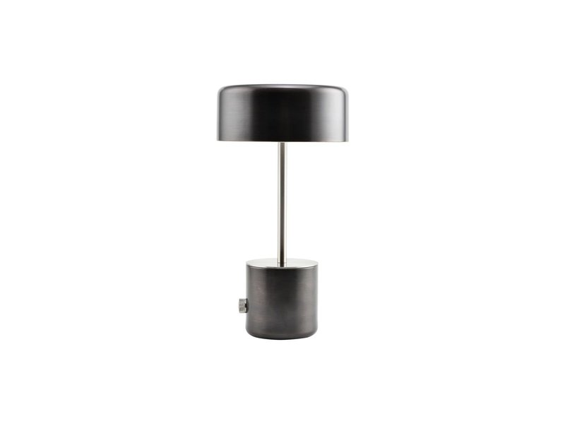 House Doctor Bring tafellamp zwart - draadloze led lamp