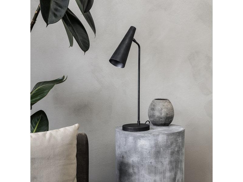 House Doctor Præcis bordlampe - mat sort