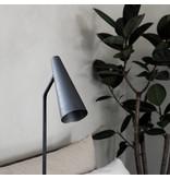 House Doctor Precise vloerlamp - mat zwart