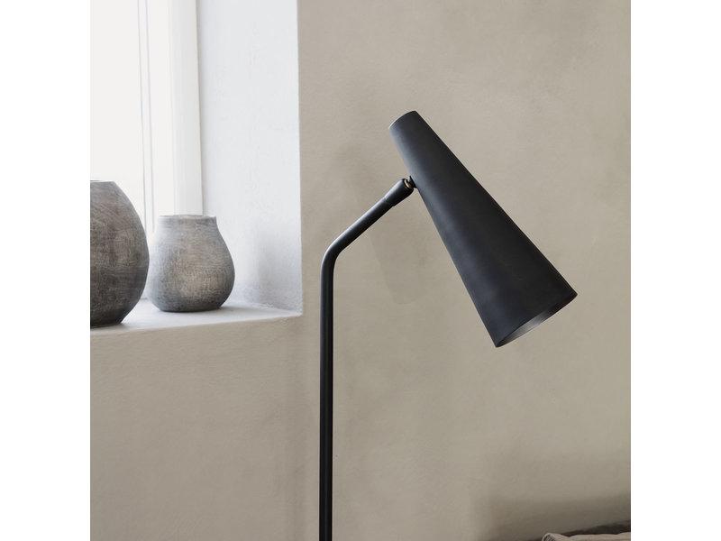 House Doctor Precise floor lamp - matte black
