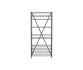 House Doctor Gany wine rack / storage rack - black