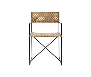 House Doctor Oscar chair - natural
