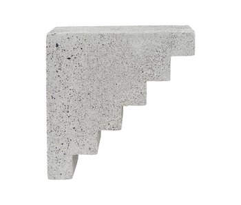 House Doctor Stairs decoration object - gray