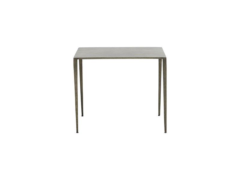 House Doctor Ranchi salontafel - nikkel 60x60x50