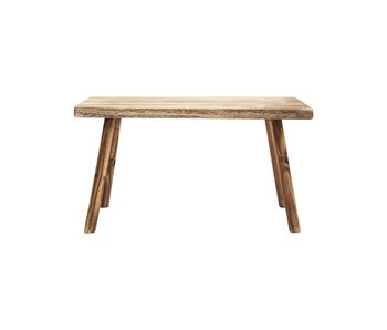 House Doctor Nadi table d'appoint - naturel