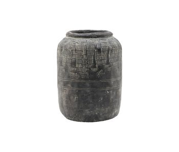 House Doctor Jalna vase - cement