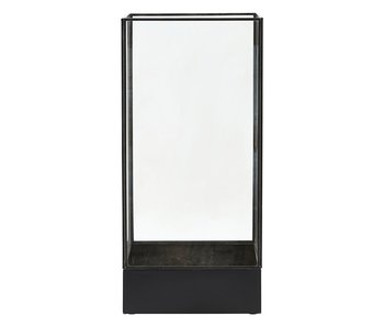 House Doctor Plant display box - antique black