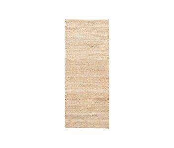 House Doctor Mara rug - nude 130x85cm