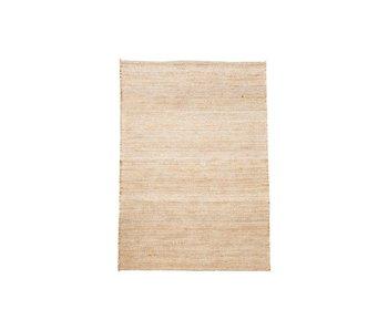 House Doctor Mara tæppe - nøgen 200x300cm
