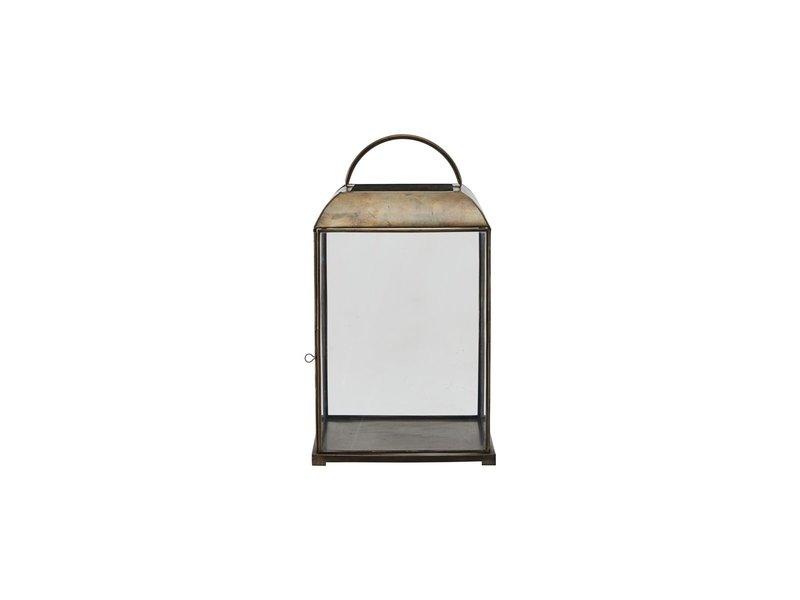 House Doctor Mandurai-lanterne - antik messing
