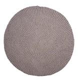 House Doctor Crochet dress - gray