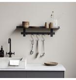 House Doctor Serveur plater - gull DIA 18cm - sett med 8 stk