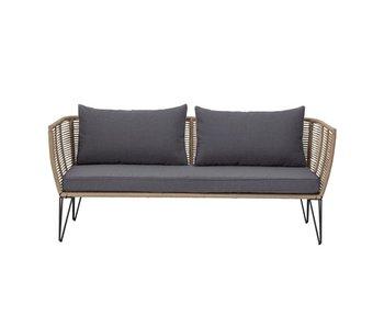 Bloomingville Mundo soffa - brun