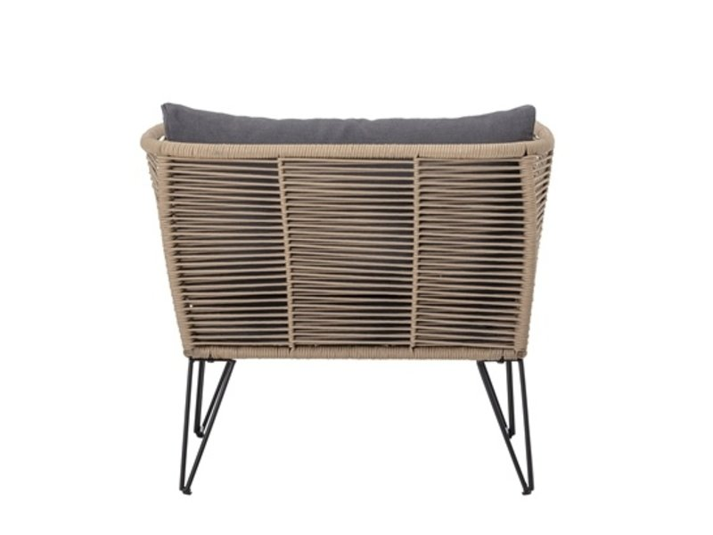 Bloomingville Mundo Lounge chair - brown