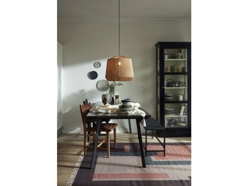 Nordal Classic  kast single- zwart/wit