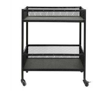 Nordal Easy trolley large - zwart