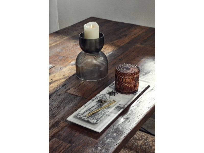 Nordal Vintage eettafel ijzer/hout