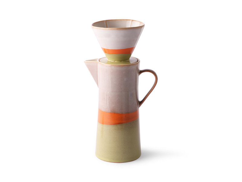 HK-Living Keramieken 70's koffiefilter