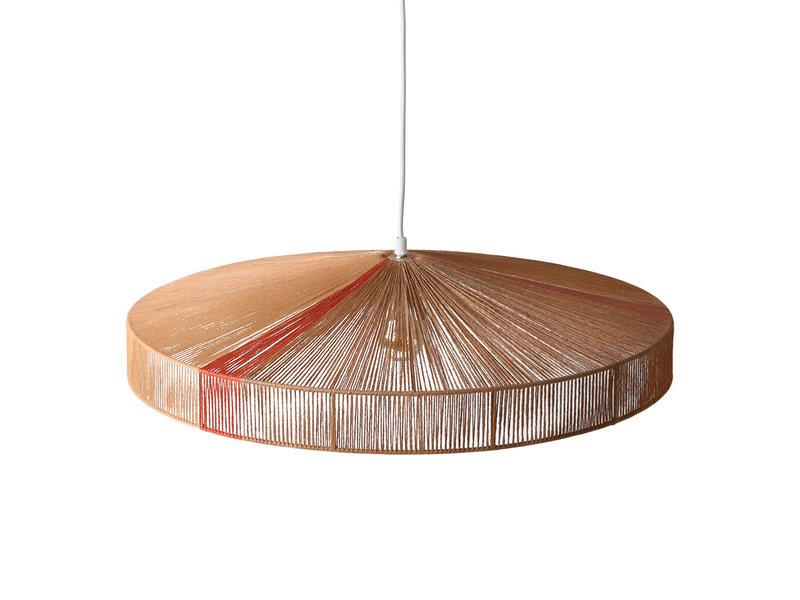 HK-Living Touw hanglamp - terra strook