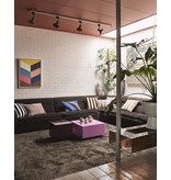 HK-Living Spiegel blok tafel roze - large