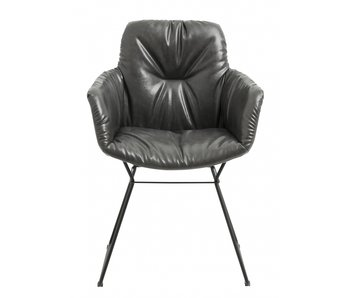 Nordal Darky chair - black