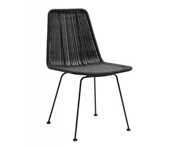 Nordal Irony chair - black