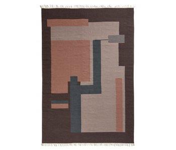 Nordal Blush rug wool - 200x290cm