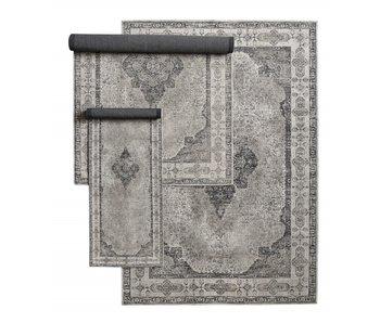 Nordal Venus woven floor rug - gray 200x290