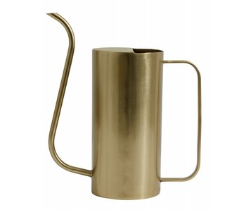 Nordal Watering can - brass finish