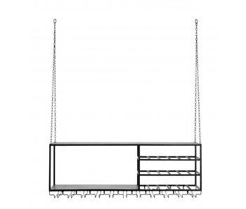 Nordal Loft rack - sort