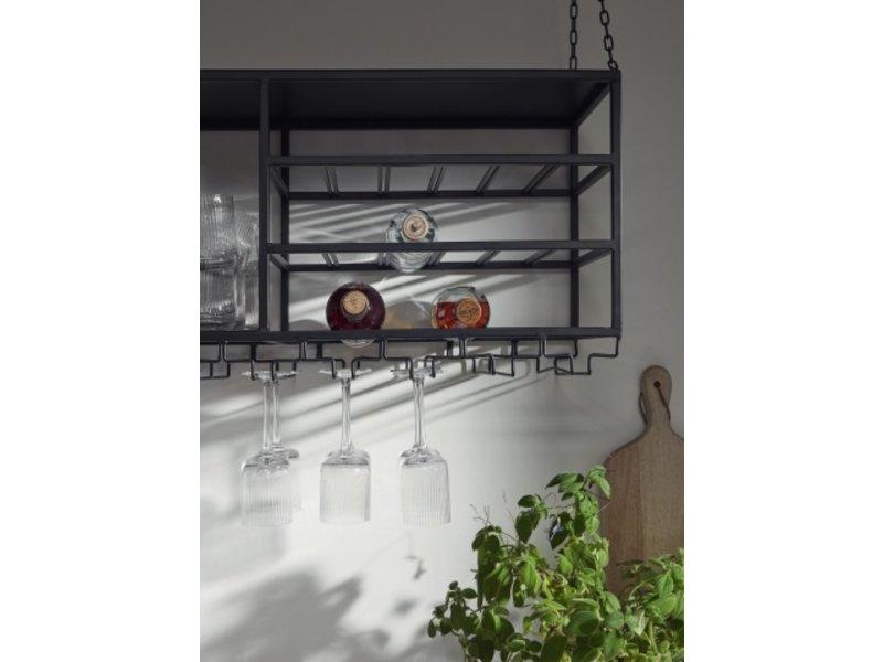 Nordal Loft rack - black