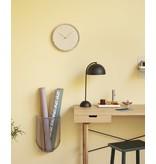 Hubsch Houten bureau met 2 opberglades - naturel